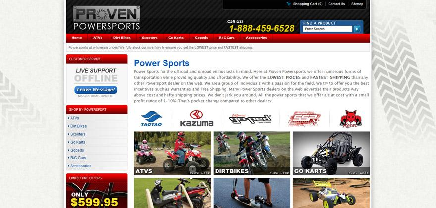 Proven Power Sports